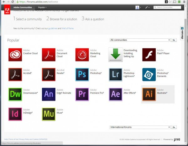 AdobeForums