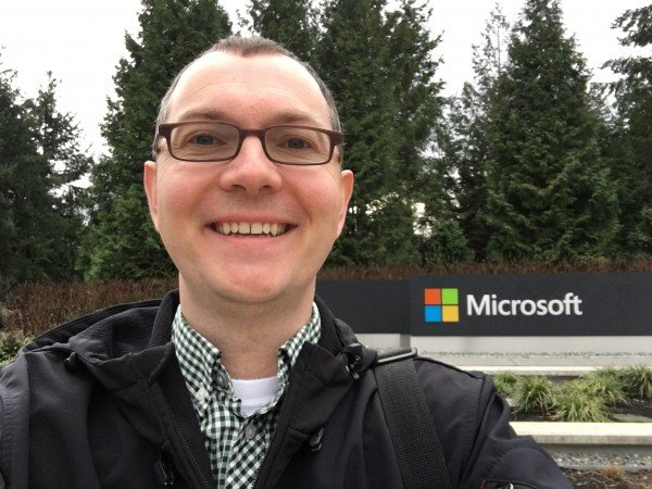 Tom at Microsoft