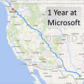 1 Year at Microsoft!